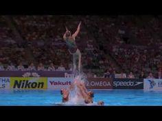 Synchronized Swimming Lift Medley - short version