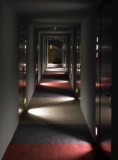 corridor carpet pattern inspiration Blu Hotel . Francesc Rifé . Almansa Spain