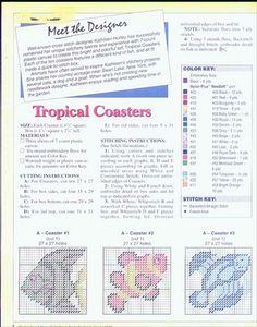 TROPICAL COASTERS 2