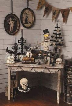 41 Wicked Halloween Home Decor Ideas