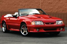Not my favorite color... but I do love convertibles in these years and the fox body.  I could see this in my collection.