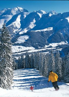 Megève, French Alps - My favourite skiing resort. Many fantastic skiing days spent there. St Gervais Les Bains, Ski Weekends, French Images, Chamonix Mont Blanc, Ski Vacation, French Alps, France, Rhone, Oh The Places You'll Go