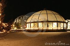 Michigan State University (MSU)  Hidden Lake Gardens Conservatory