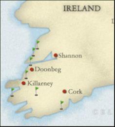 Ireland Golf Vacation Package   Golf in Cork   Golf in Killarney