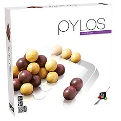Description Simple rules, quick rounds and rather subtle tactics, Pylos is one of the strangest yet most beautiful abstract games, and winner of several &quo. Board Game Shelf, Board Game Store, Cool Toys For Boys, Best Kids Toys, Toddler Christmas, Christmas Toys, Nintendo Switch, Rock Games, Best Gifts For Tweens