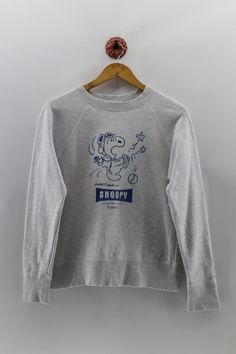 Peanuts Snoopy North Shore Wave Riders Mens Sweatshirt