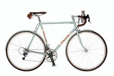 """Vanilla Randonee """"go west faster, young person.""""  Think: road bike for traveling, speed and functionality."""