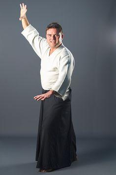 Tony Stevens es nuestro monitor de #Aikido desde el año 2007.