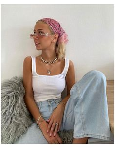 Hipster Outfits, Cute Casual Outfits, Mode Outfits, Retro Outfits, Vintage Outfits, Girl Outfits, Fashion Outfits, Beach Outfits, Fashion Tips