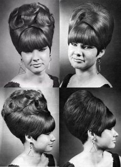 Todays hair inspiration the mighty beehive. Todays hair inspiration the mighty beehive. 1960 Hairstyles, Beehive Hairstyles, Vintage Hairstyles, Summer Hairstyles, Prom Hairstyles, Updo Hairstyle, Braided Hairstyles, School Hairstyles, Casual Hairstyles