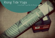 A yoga inspired giveaway for living well...
