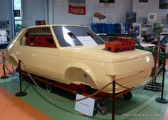 OG | 1977  Simca-Chrysler-Talbot Horizon - C2 Project | Full-size master model