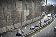 Ab Dienstag sind Verkehrsbehinderungen in Richtung Südring zu erwarten +++  Bauarbeiten auf dem Ostwestfalendamm