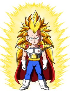 Old work of Kid Vegeta with his fake transformation in Super Saiyan 3 Creation based by the works of and Aura created by ©Akira To. Kid Vegeta, Ssj3, Super Saiyan, Boy Room, Akira, Legos, Dragon Ball, Naruto, Princess Zelda
