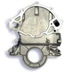 1965-1966 Cast  Aluminum Timing Chain Cover. FIND NOW: http://calponycars.com/1964-1973-classic/276-eng-000-409.html
