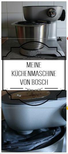 Küchenmaschine mit Power u2013 Bosch MUM - küchenmaschine bosch mum