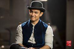 Ameer Khan in Dhoom 3