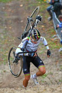 "quickrider: ""Carry the weight. Cycling Wear, Pro Cycling, Mark Cavendish, World Championship, Mountain Biking, Racing, Bike, Play, Bella"