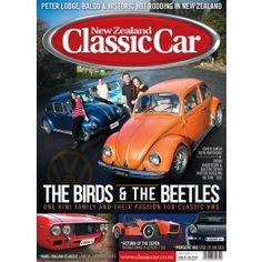 NZ Classic Car Magazine Issue 271 - July 2013