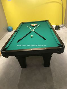 48 Best Furniture Experts Movers Dc Md Va Pool Table