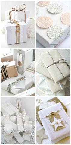 Christmas Gift Wrapping ● Twine