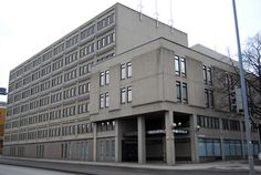 Courthouse of Lahti, Finland.