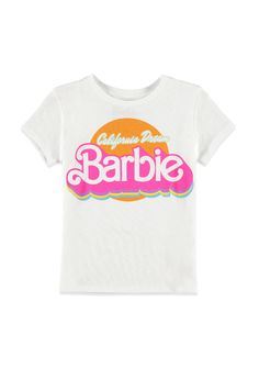 £10 California Dream Barbie Tee (Kids) - GIRLS - 2000184547 - Forever 21 UK