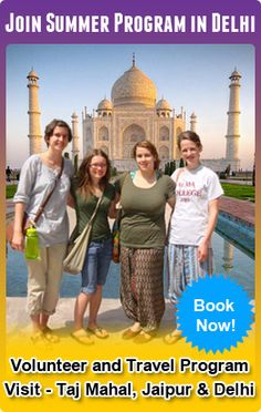Join Volunteering India, an international organization that offers the most affordable volunteer opportunities in New Delhi & Palampur India including Childcare, Teaching English, Summer Programs, Medical etc. India, Teaching English, Childcare, Travel Ideas, Taj Mahal, Medical, Summer, Goa India, Summer Time