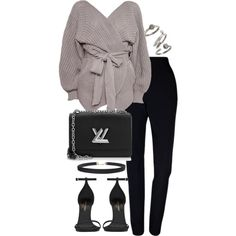 Untitled #3135 by theeuropeancloset on Polyvore featuring polyvore, fashion, style, Plakinger, Yves Saint Laurent, Louis Vuitton, Humble Chic, Kendra Scott, Topshop and clothing