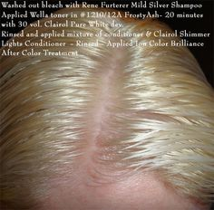 how to get your hair platinum...guess I'll be needing this info