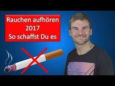 Rauchen aufhören 2017 So schaffst Du es + erfolgreiche Neujahrsvorsätze