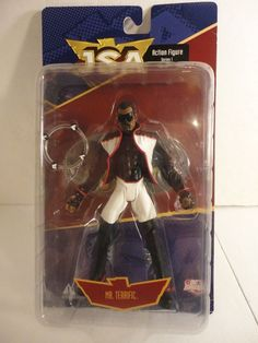 DC Direct JSA Mr. Terrific Series 1 Justice Society Of America moc #DCDirect