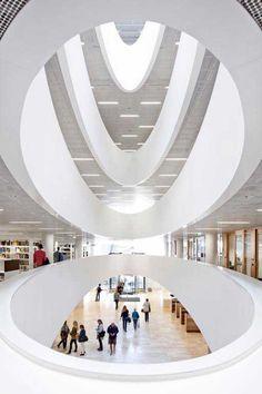 University of Helsinki City Campus Library