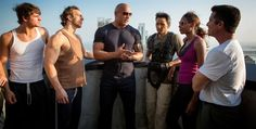 THE HERO with Dwayne Johnson - See a 5 Minute Sneak Peek & images