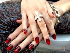 M·A·C Senior Artist, reveals her favorite spring nail art trends.