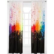 Crayola® Cosmic Burst Curtain Panel