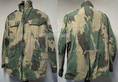 Vietnam UK SAS 1959 PATTERN Para Smock DENISON parachutist Jacket Military Inspired Fashion, Military Fashion, Military Clothing, Tactical Wear, Tactical Clothing, Camo Jacket, Military Jacket, Hunting Suit, Military Archives