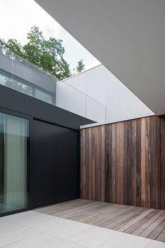 cubyc architecten / huis d-m, keerbergen