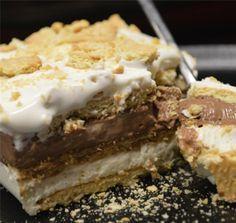 Μιλφέιγ με Κρέμα Σοκολάτα-Βανίλια & Μπισκότα Πτι-Μπερ - Filenades.gr