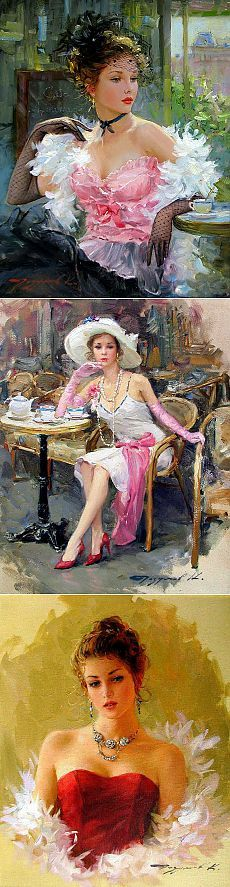 «Шикарная женщина!» — шепчут мужчины…и смотрят ей вслед... | Константин Разумов .