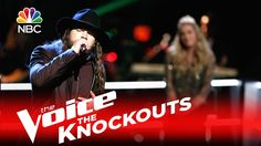 """The Voice 2016 Knockout - Adam Wakefield: """"Bring It On Home to Me"""""""