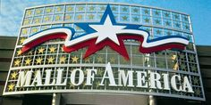 Mall of America in Minnesota