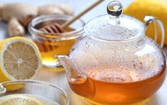 ΑΧΝΙΣΤΕΣ ΙΔΕΕΣ | Τονωτικό τσάι με μέλι, λεμόνι και πιπερόριζα