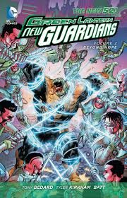 Just got done reading this; probably the funniest DC graphic novel I've read.