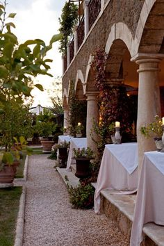 A Tuscan Treasure ... Borgo Santo Pietro in Italy .. I HAVE to go there one day!