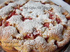 Torta soffice alle fragole ( ricetta semplice)