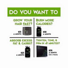 Which of these products do you want!? samanthathomas08.myitworks.com
