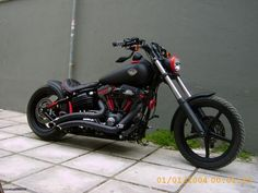 Harley Davidson Softail Rocker 1573  '09 - 19.000 EUR