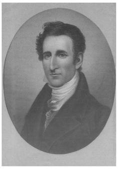 John Tyler - Governor of Virginia (c. 1826)