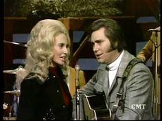 "George Jones and Tammy Hee Haw We're Not The Jet Set"""